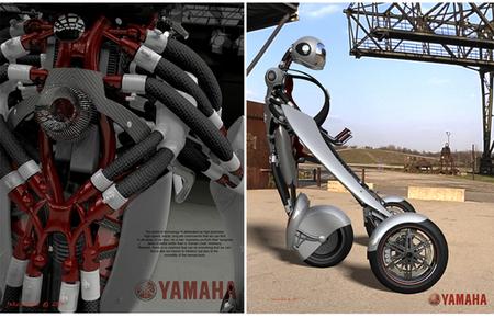 Yamaha сделала Segway настеройдах (Deus ExMachina). Изображение № 1.