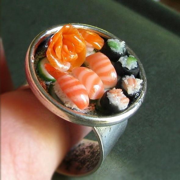 Еда в миниатюре. Изображение № 12.