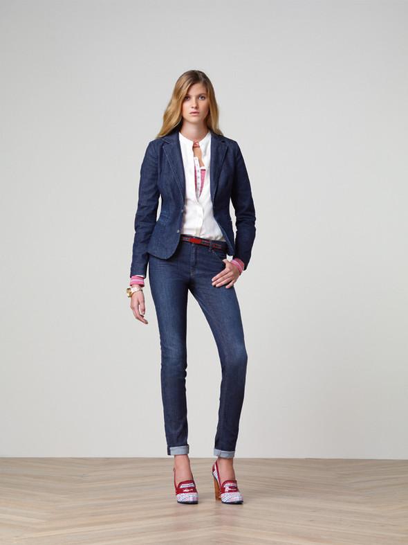 Лукбук: Tommy Hilfiger Sportswear SS'12 (мужская и женская коллекции). Изображение № 25.