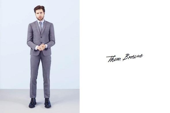 Новые мужские лукбуки Louis Vuitton, Marc Jacobs и Fred Perry. Изображение № 8.