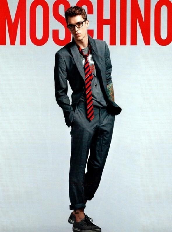 Изображение 5. Превью мужских рекламных кампаний: Prada, Dior и другие.. Изображение № 6.