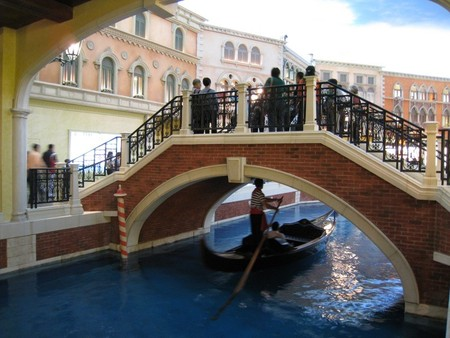 TheVenetian Macao-Resort-Hotel – Венеция вКитае. Изображение № 6.