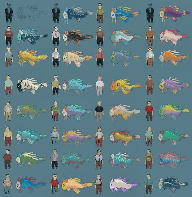 Анимация дня: японец, морской дух и груз прошлого. Изображение № 16.