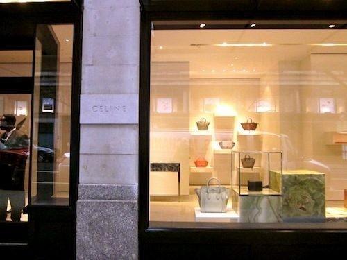 Новые магазины: Louis Vuitton в Риме, Chanel в Москве и Celine в Нью-Йорке. Изображение № 34.
