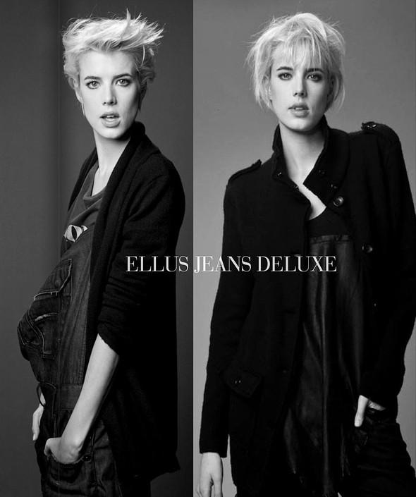 Ellus Jeans Deluxe FallWinter 2009. Изображение № 5.