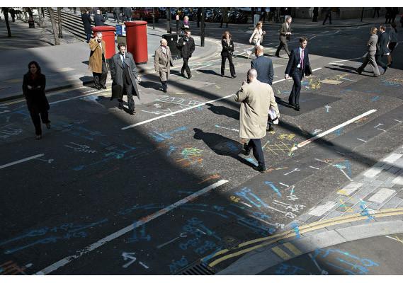Большой город: Лондон и лондонцы. Изображение № 132.