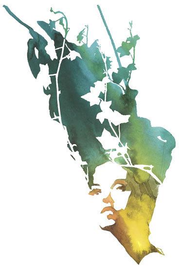 Королева акварели. Изображение № 6.
