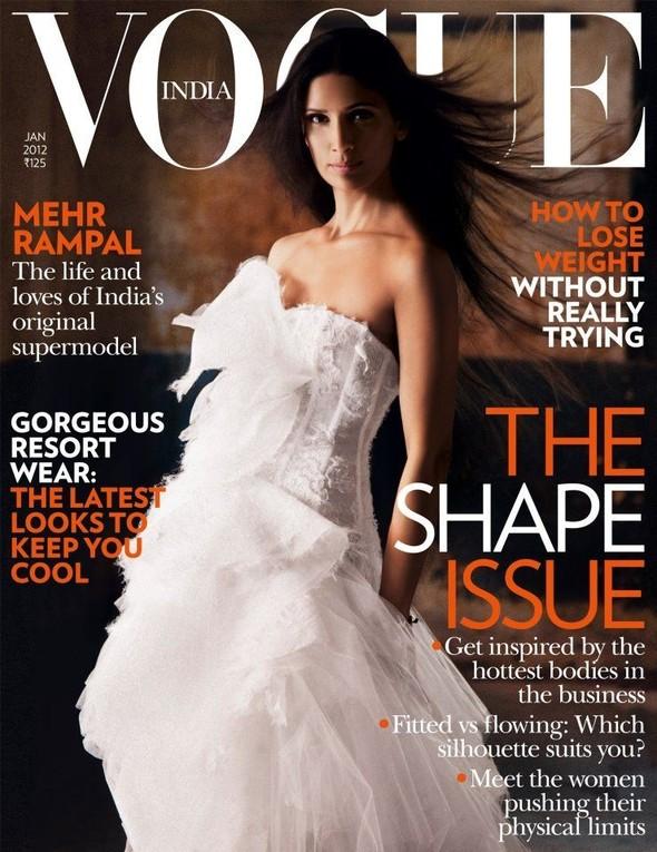 Обложки Vogue: Австралия, Индия и Тайвань. Изображение № 2.