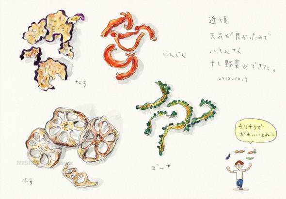 Завтрак японской художницы. Изображение № 14.
