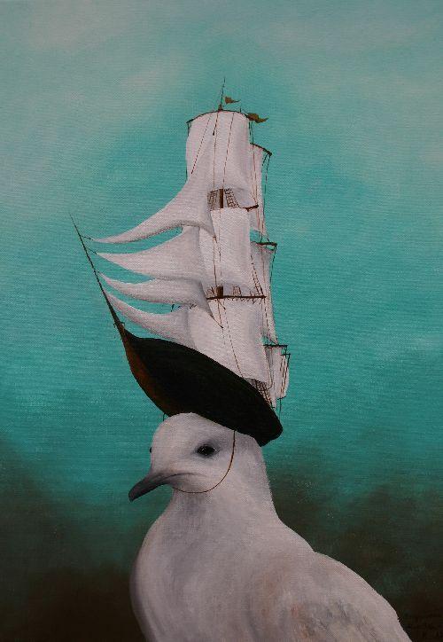 Птицы Мацкявичуса. Изображение № 9.