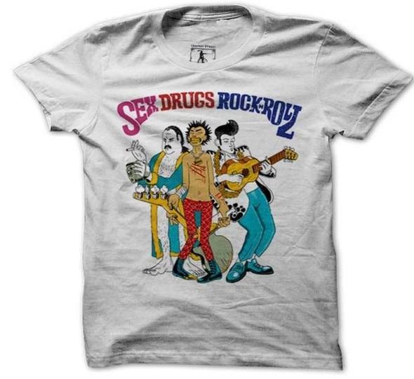 Коллекция футболок от Chapaev Street. Изображение № 5.