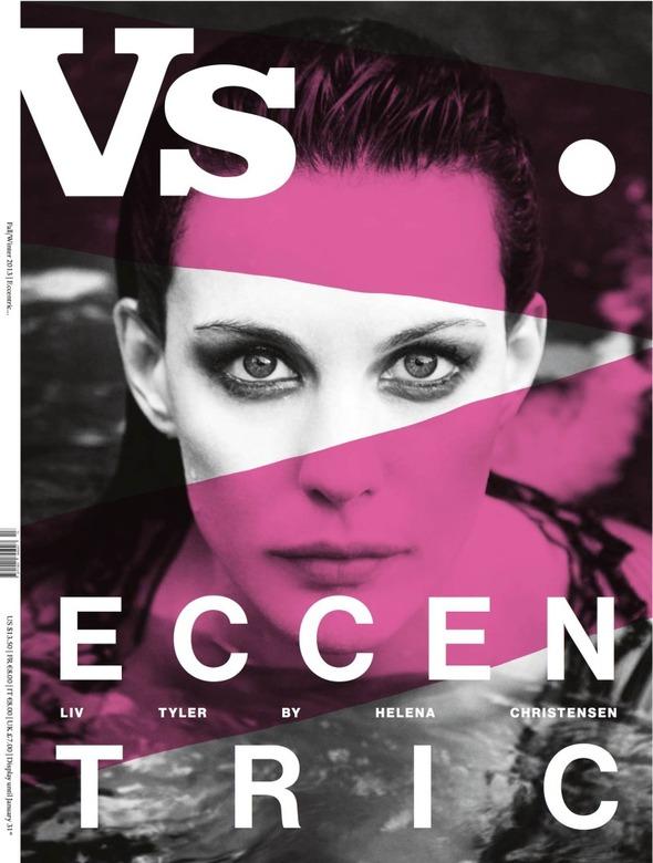 Вышли обложки новых номеров Vogue, Ten, Vs. и Dossier. Изображение № 8.