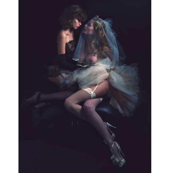 Новые съемки: i-D, Vogue, The Gentlewoman и другие. Изображение № 51.
