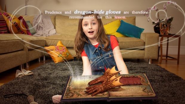 Sony Computer Entertainment приглашает в мир волшебства. Изображение № 1.