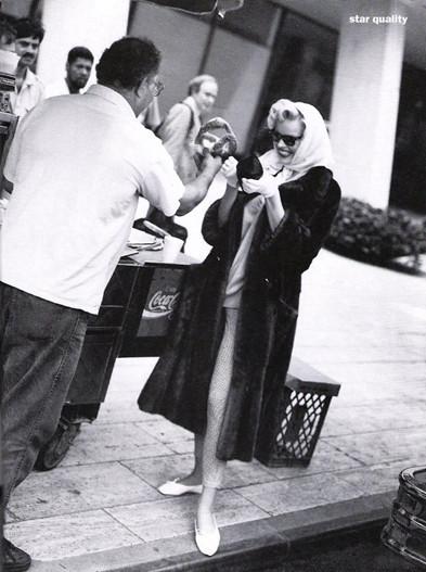 15 съёмок, посвящённых Мэрилин Монро. Изображение № 16.