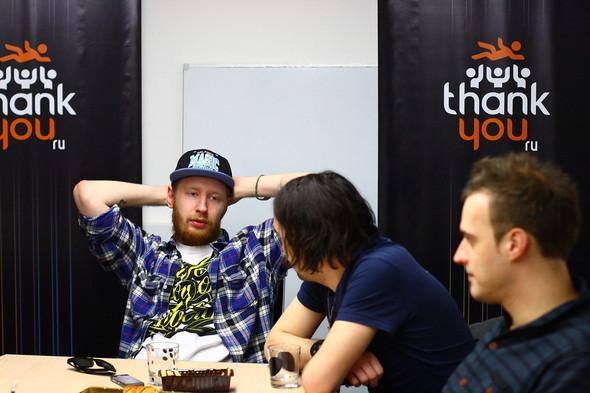 Фоторепортаж с музыкальной конференции ThankYou.ru. Изображение № 12.