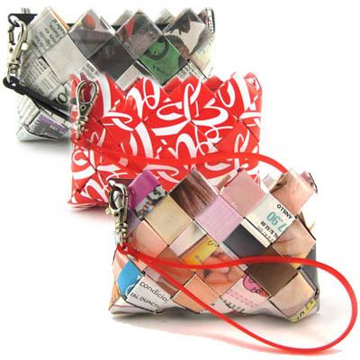 Ecoist – жизнерадостные сумки изконфетных фантиков. Изображение № 6.