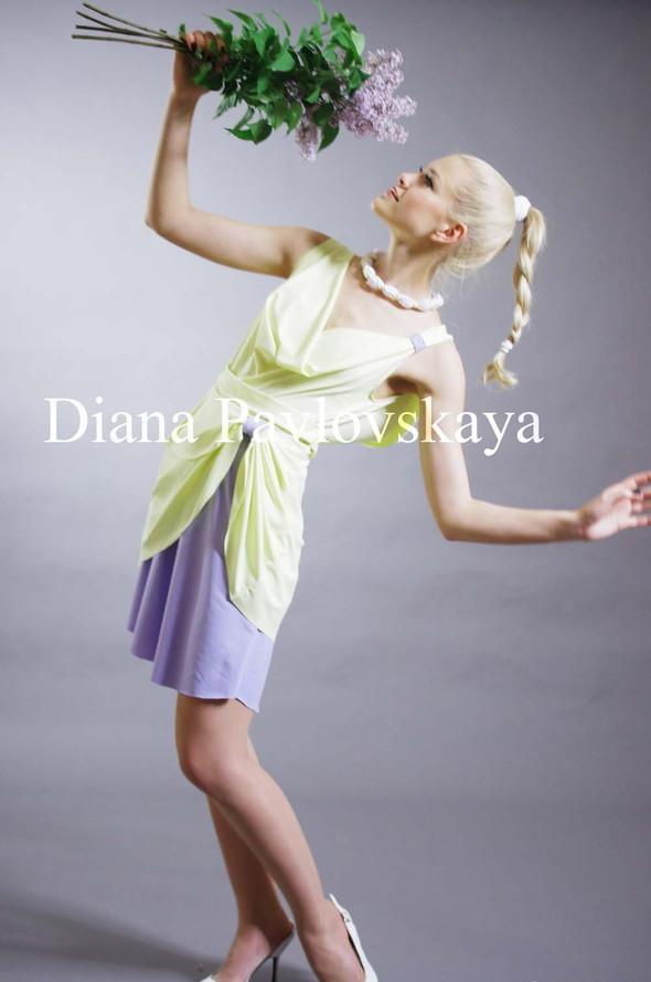 Новая коллекция сезона весна-лето Diana Pavlovskaya. Изображение № 8.