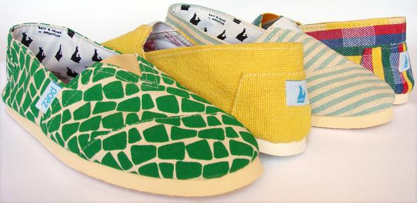 Обувь PAEZ - теперь и в России. Изображение № 25.