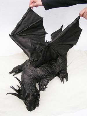 Увас дракон наспине. Изображение № 9.
