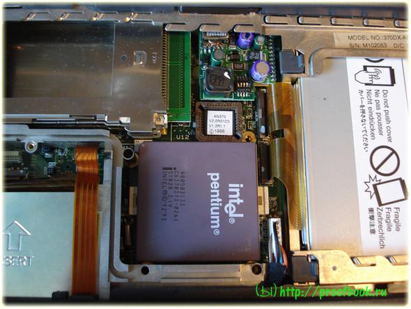 Ретро: Обзор ноутбука AcerNote Light 370DX 1996года. Изображение № 11.