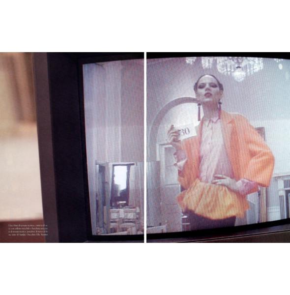 Изображение 47. Съемки: Harper's Bazaar, Metal, V и Vogue.. Изображение № 41.