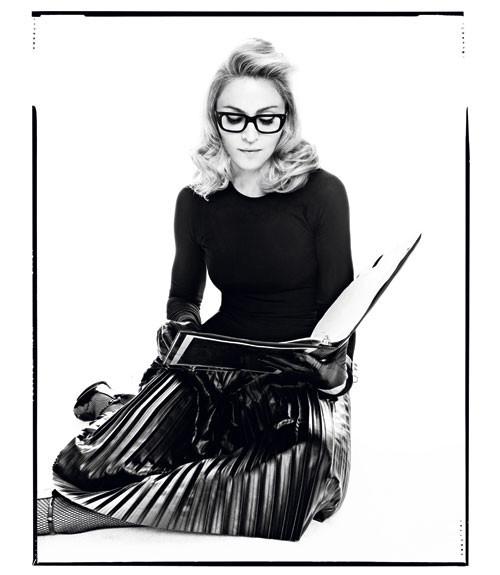 Мадонна в Harper's Bazaar. Изображение № 5.