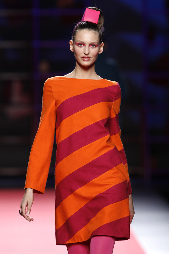 Madrid Fashion Week A/W 2012: Agatha Ruiz de la Prada. Изображение № 21.