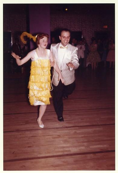 Dance Lessons 1958–1962. Изображение № 10.