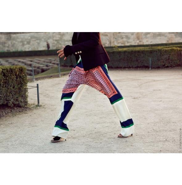 Изображение 139. На полях: 10 тенденций уличного стиля с прошедших недель моды.. Изображение № 139.