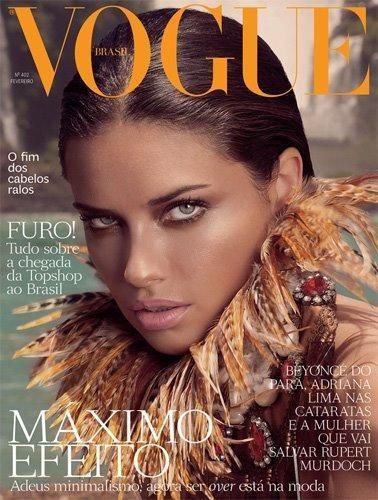 Обложки Vogue: Бразилия и Австралия. Изображение № 1.