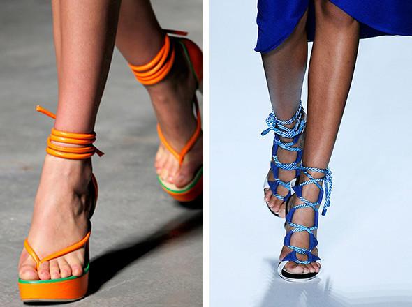 Walking in my shoes: 10 тенденций обуви весны-лета 2011. Изображение № 100.