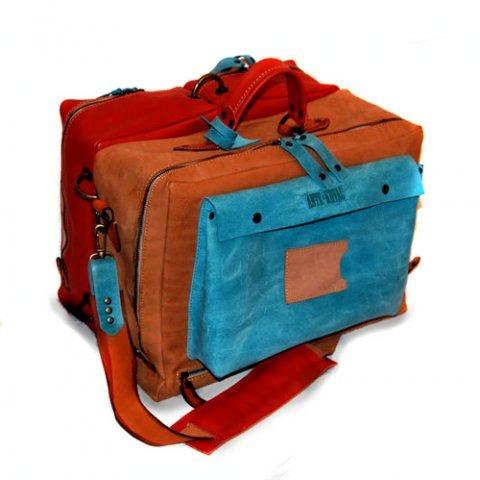 Как создавался бренд. Ante Kovac - сумки с картинками. . Изображение № 2.