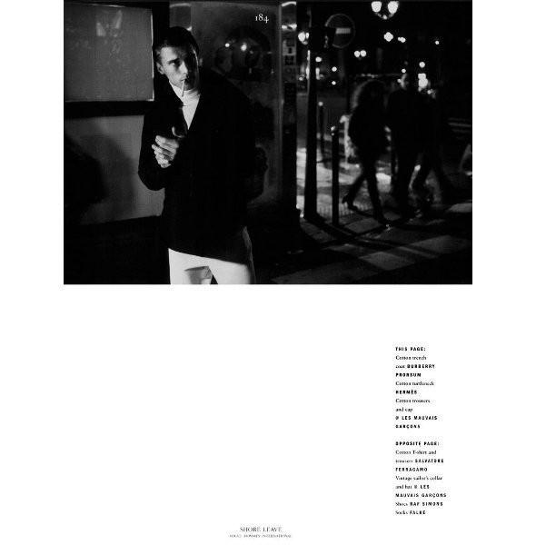 Изображение 27. Мужские съемки: GQ, Vogue Hommes и другие.. Изображение № 25.