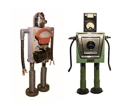 Роботы-скульптуры Gordon Bennett. Изображение № 7.