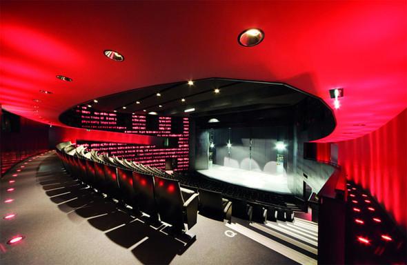 Театр вМельбурне. Изображение № 7.