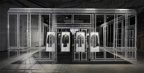 Изображение 23. 20 Великолепных дизайнерских концепций бутиков.. Изображение № 30.