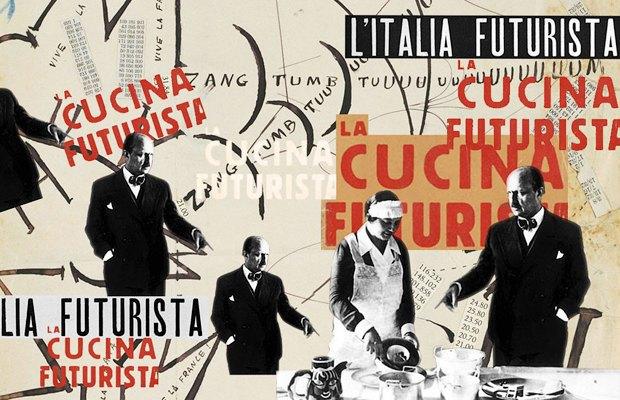 11 безумных рецептов, изобретённых итальянскими футуристами. Изображение № 2.