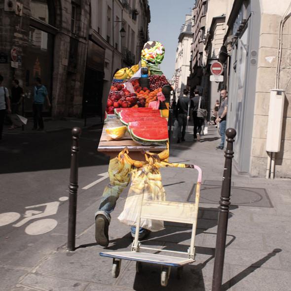 Фотографические эксперименты на улицах Парижа Начо Ормачеа. Изображение № 2.
