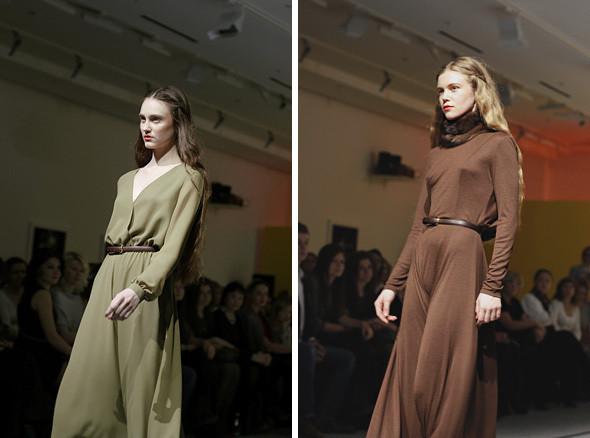 Изображение 12. Lena Vasilyeva FW 2011: готовое платье.. Изображение № 12.