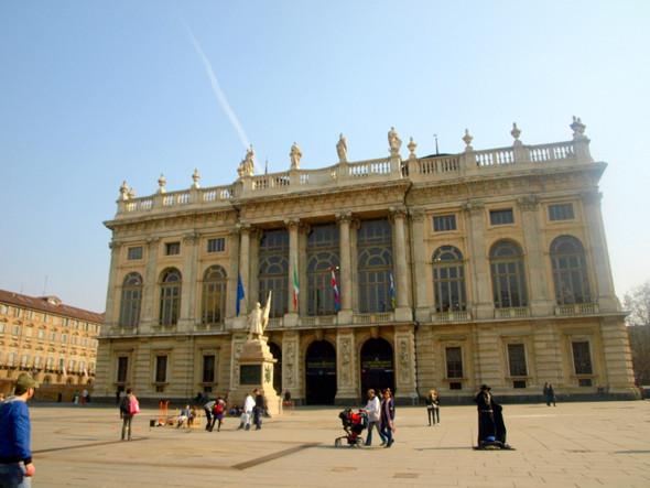 Piazza Castello. Изображение № 24.