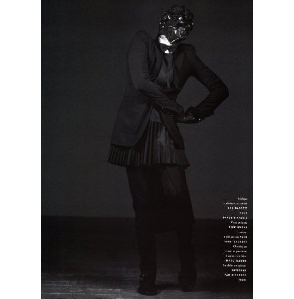 Изображение 4. Новые мужские съемки: Vogue Hommes, GQ и другие.. Изображение № 4.