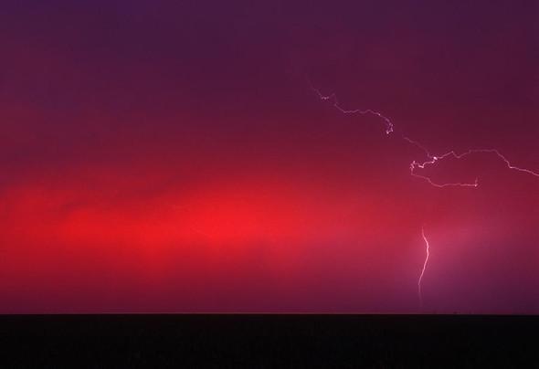 Джим Рид: Фотограф экстремальных погодных явлений. Изображение № 11.