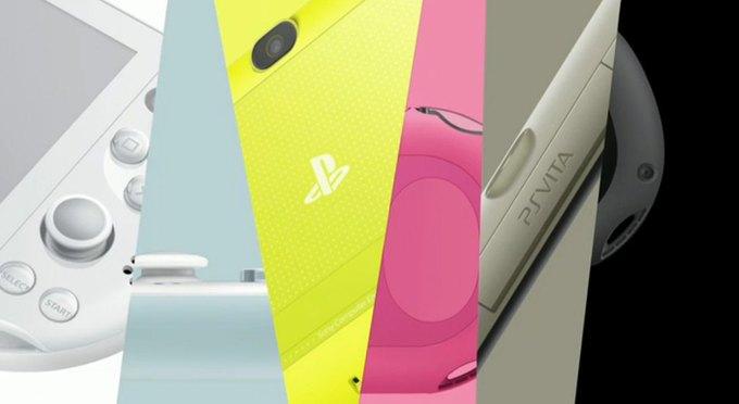 В Японии анонсировали PlayStation Vita нового поколения. Изображение № 1.