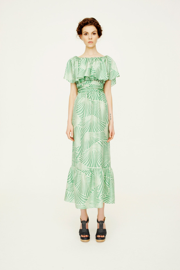 Collette by Collette Dinnigan. Resort 2013. Изображение № 16.