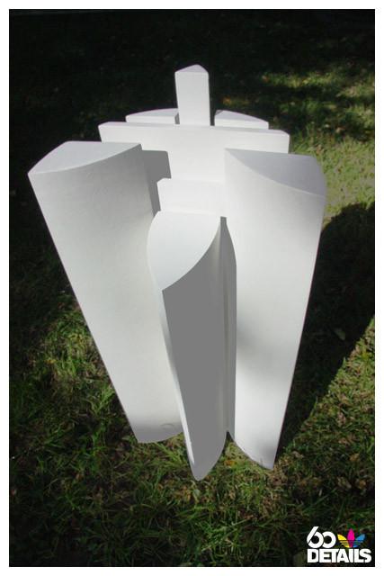 60DETAILS: 3D sculpture. Изображение № 4.