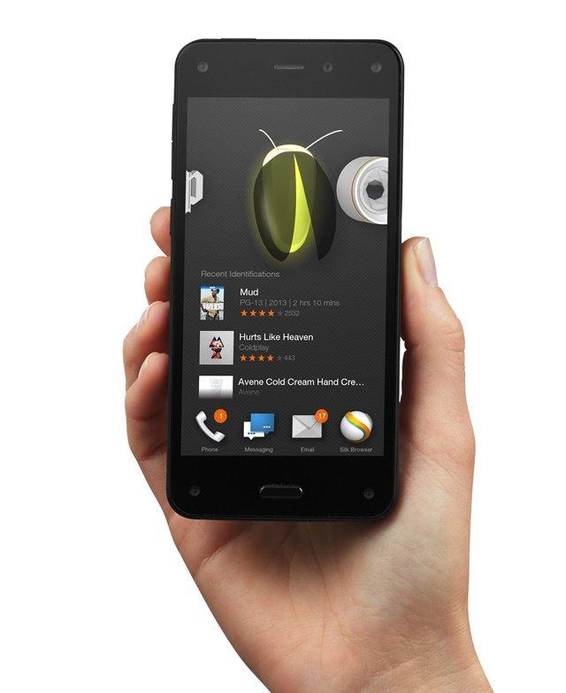Amazon выпустил 3D-смартфон с функцией сканирования объектов . Изображение № 8.