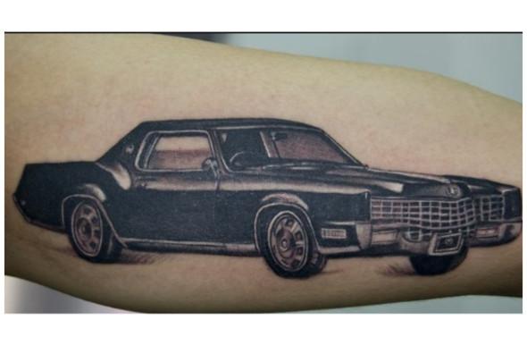 Estigma Tattoo. Изображение № 53.