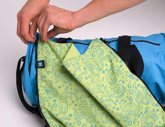 Фитнес-сумки от HalfBag. Изображение № 4.