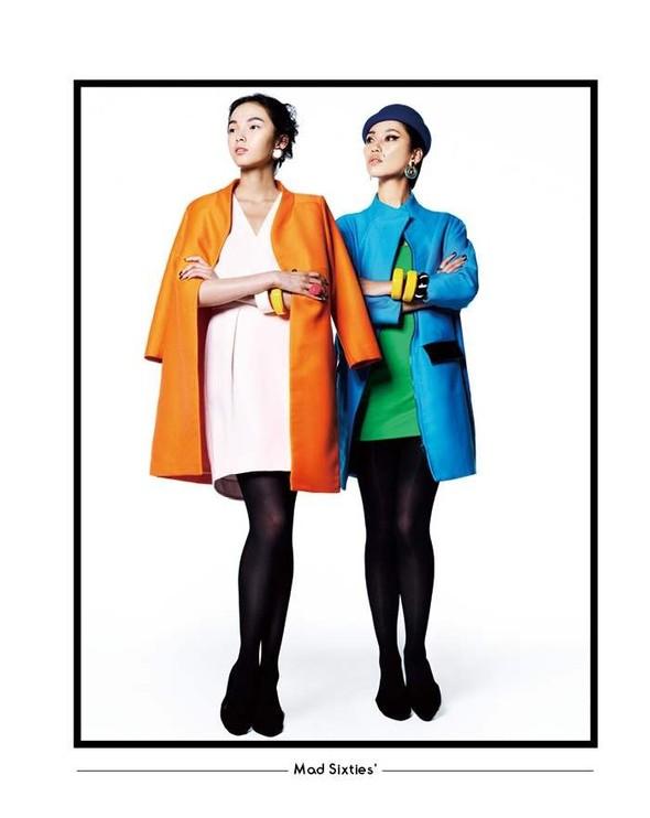 Съёмка: Лина Чжан, Мин Фэй Ни и Сяо Вэнь Цзюй в H&M для SHC. Изображение № 11.